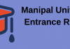 Manipal Result, Manipal University Entrance Exam