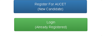 AUCET Registratiion