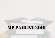 MP PAHUNT 2019