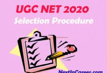 UGC NET Selection Procedure 2020