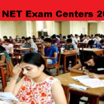 UGC NET Exam Centers 2020