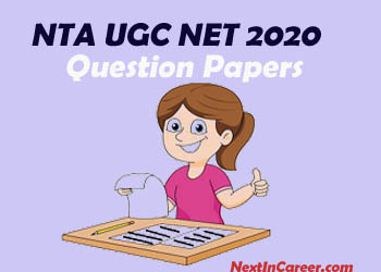 UGC NET Question Paper 2019-20: Download Previous Year Papers