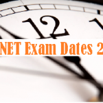 UGC NET Exam Dates 2020