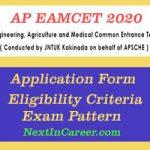 AP EAMCET 2020