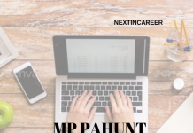 MP PAHUNT Application Form 2019