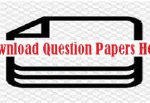 UGC NET Question Paper