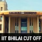 IIT Bhilai Cutoff
