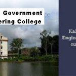 KGEC Kalyani Cutoff
