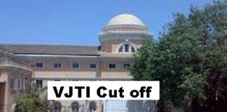 VJTI Cut off