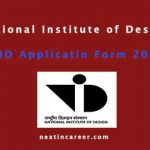 NID Application Form 2020