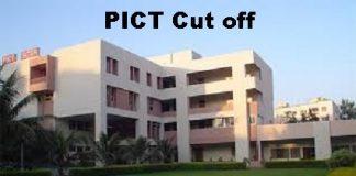 PICT Cut off