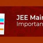 JEE Main Important Topics