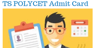 TS POLYCET Admit Card