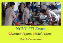 ITI Question Paper