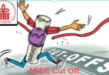 AEEE Cut Off