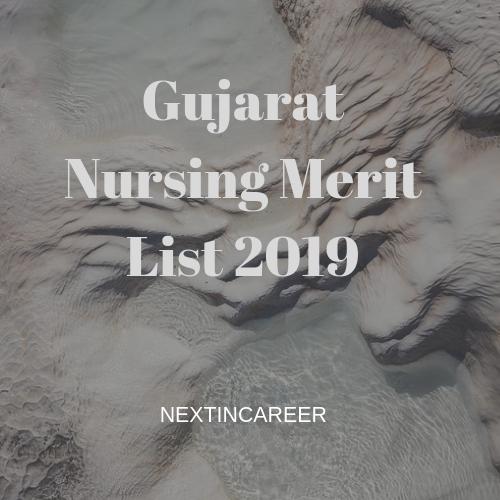 Bsc Nursing 2018