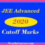 JEE Advanced Cut off 2020