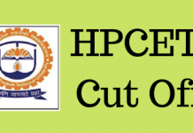 HPCET Cut Off