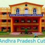 NIT Andhra Pradesh Cutoff