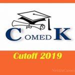 COMEDK Cutoff 2019