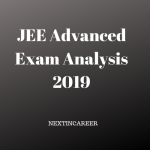 JEE Advanced Exam Analysis 2019