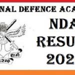 NDA Result 2020