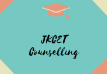 JKCET Counselling
