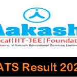 Aakash AIATS Result