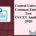CUCET Admit Card 2020