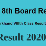 JAC 8th Board Result