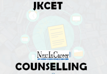JKCET Counselling 2020
