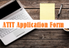 ATIT Application Form