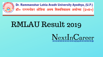 RMLAU Result 2019 Released: Check PG Entrance, UG Semester