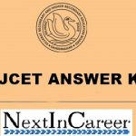GUJCET Answer Key 2020