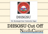 DHSGSU Cut Off