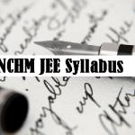 NCHM JEE Syllabus