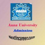 Anna University Admission