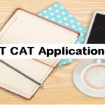 CUSAT CAT Application Form