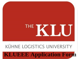 KLUEEE APPLICATION FORM