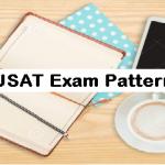 CUSAT Exam Pattern