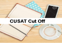 CUSAT Cut Off