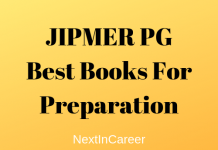 JIPMER PG Best Books For Preparation