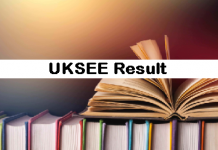 UKSEE Result