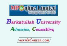 BU Bhopal Counselling