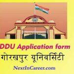 DDU Application Form