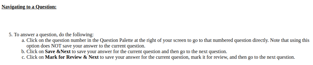 AP EAMCET 2020 Navigation Question