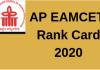 AP EAMCET Rank 2020