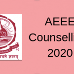 AEEE Counselling 2020