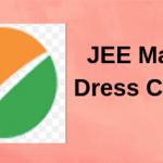 JEE Main Dress Code