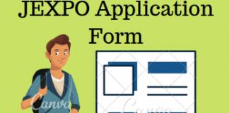 JEXPO Application Form